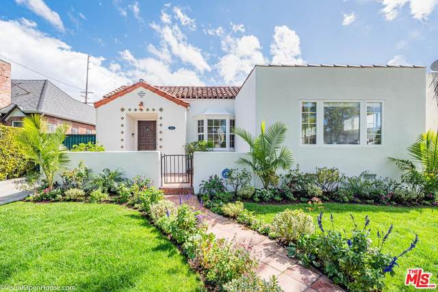 1306 S Spaulding Avenue, Los Angeles (City), CA 90019 (#20564542) :: Lydia Gable Realty Group