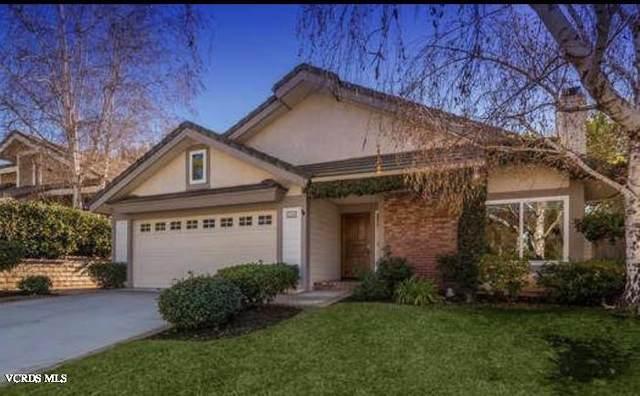 6384 Twin Springs Avenue, Oak Park, CA 91377 (#220003267) :: TruLine Realty
