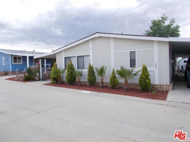 1030 E Avenue S #185, Palmdale, CA 93550 (#16121316) :: Lydia Gable Realty Group