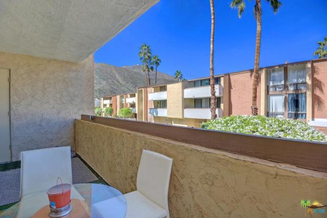 261 E La Verne Way L, Palm Springs, CA 92264 (#17203338PS) :: Golden Palm Properties