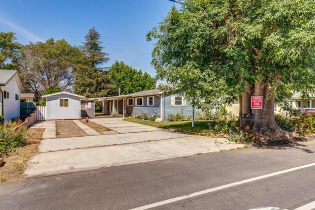 4705 North Street, Somis, CA 93066 (#217005921) :: California Lifestyles Realty Group