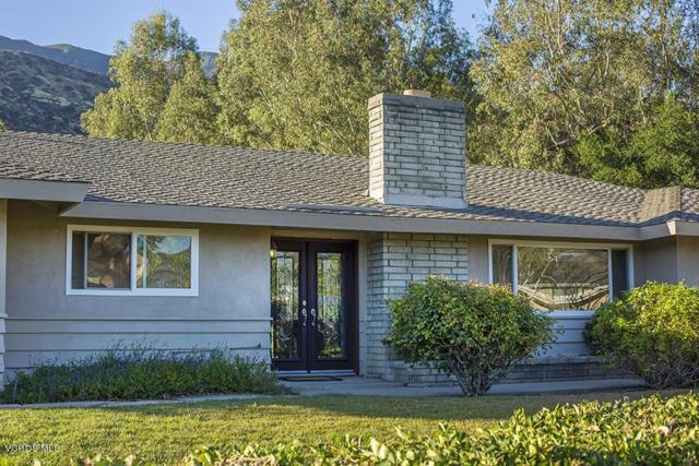 918 Patricia Court Court, Ojai, CA 93023 (#217006971) :: RE/MAX Gold Coast Realtors