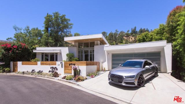 1347 Braeridge Drive, Beverly Hills, CA 90210 (#17244114) :: The Fineman Suarez Team