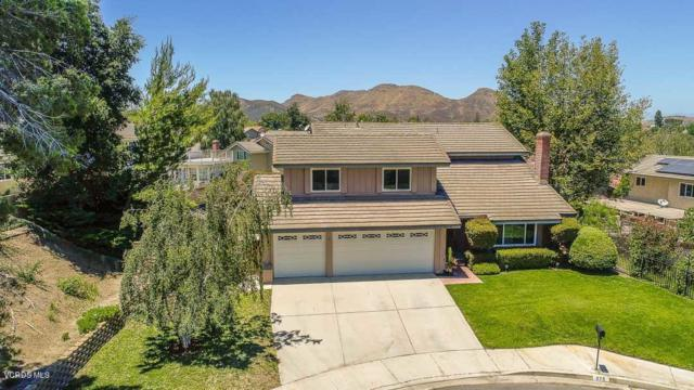 275 Cloudcrest Court, Newbury Park, CA 91320 (#217007645) :: California Lifestyles Realty Group