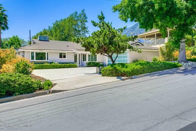 1575 Hastings Ranch Drive, Pasadena, CA 91107 (#817000370) :: TruLine Realty