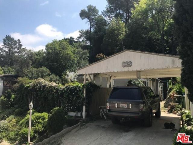 10428 Hebron Lane, Los Angeles (City), CA 90077 (#17244064) :: TBG Homes - Keller Williams