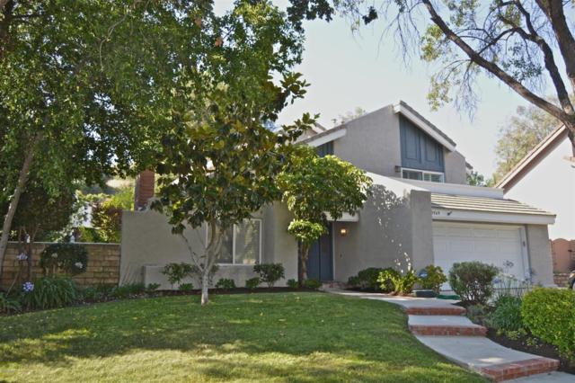 1969 Nettlebrook Street, Westlake Village, CA 91361 (#217007691) :: Eric Evarts Real Estate Group