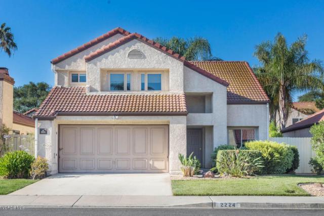 2224 Oakdale Circle, Simi Valley, CA 93063 (#217007732) :: Eric Evarts Real Estate Group