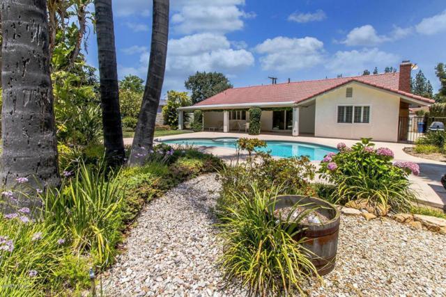 3811 Algonaut Drive, Calabasas, CA 91302 (#217007747) :: TBG Homes - Keller Williams