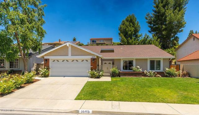 1695 Sweet Briar Place, Thousand Oaks, CA 91362 (#217007751) :: Eric Evarts Real Estate Group