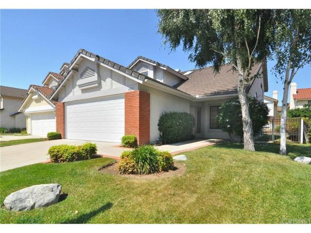 4223 Lost Springs Drive, Calabasas, CA 91301 (#SR17144108) :: TBG Homes - Keller Williams