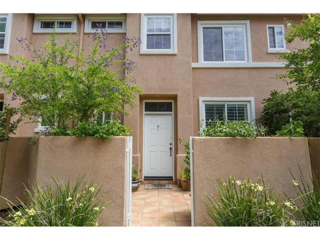 25735 Perlman Place F, Stevenson Ranch, CA 91381 (#SR17157889) :: Paris and Connor MacIvor