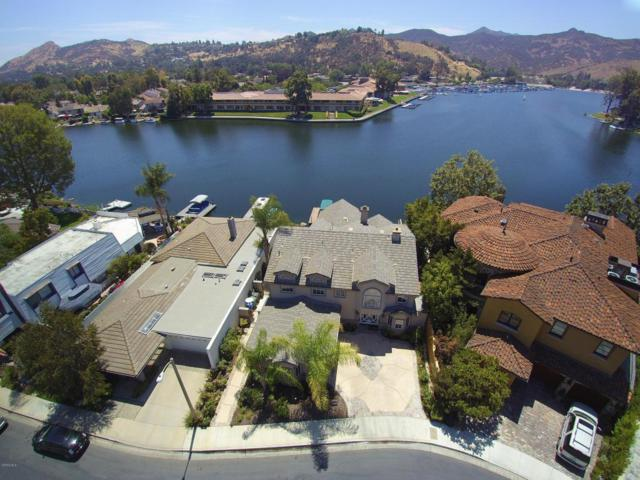 3906 Fairbreeze Circle, Westlake Village, CA 91361 (#217008612) :: Lydia Gable Realty Group