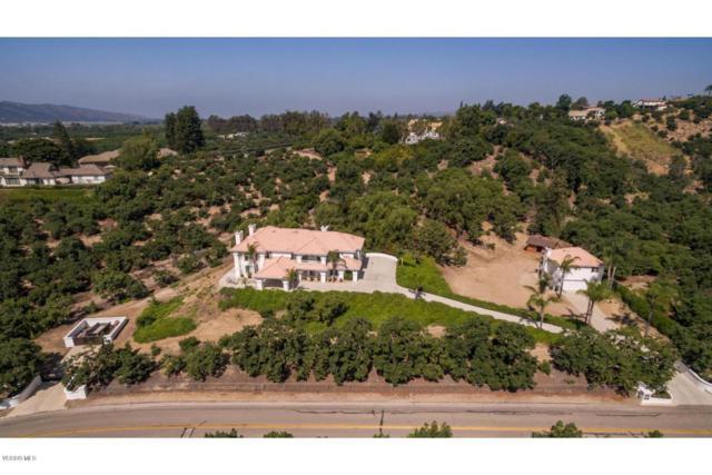 5453 N Heatherton Drive, Somis, CA 93066 (#217009006) :: California Lifestyles Realty Group