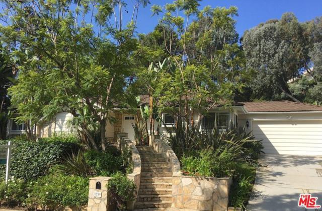 1249 Shadybrook Drive, Beverly Hills, CA 90210 (#17262148) :: TBG Homes - Keller Williams