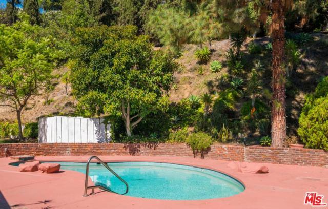 8501 Allenwood Road, Los Angeles (City), CA 90046 (#17260814) :: TBG Homes - Keller Williams