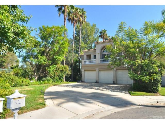 23102 Park Marco Polo, Calabasas, CA 91302 (#SR17190653) :: TBG Homes - Keller Williams