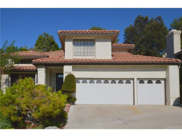 24226 Mentry Drive, Newhall, CA 91321 (#SR17208557) :: Paris and Connor MacIvor