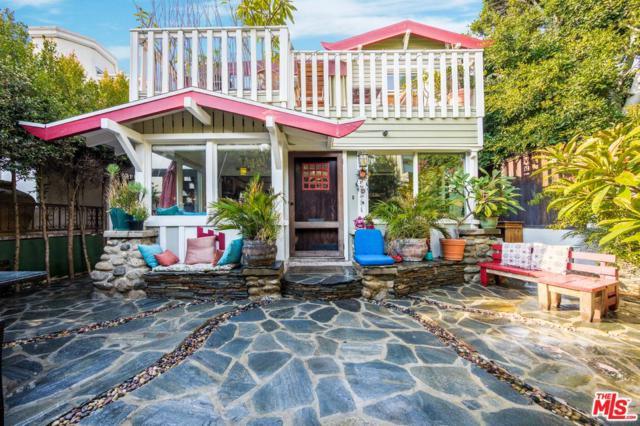 19 Anchorage Street, Marina Del Rey, CA 90292 (#17278830) :: TruLine Realty