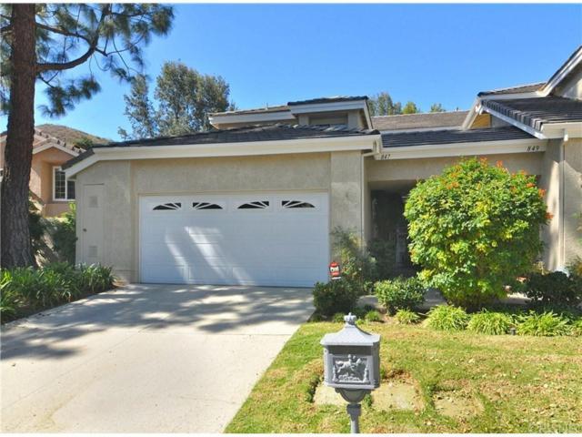 847 Sunstone Street, Westlake Village, CA 91362 (#SR17230516) :: California Lifestyles Realty Group