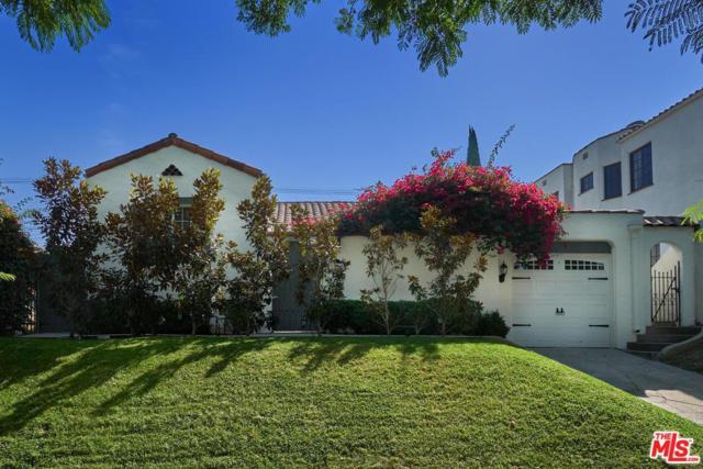 1212 S Highland Avenue, Los Angeles (City), CA 90019 (#17279996) :: DSCVR Properties - Keller Williams
