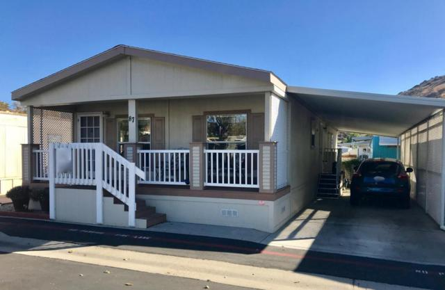 5150 E Los Angeles Avenue #87, Simi Valley, CA 93063 (#217012588) :: California Lifestyles Realty Group