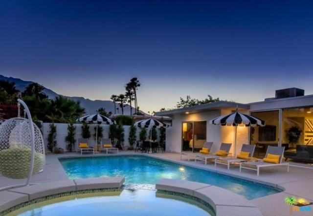 941 E Chia Road, Palm Springs, CA 92262 (#17279696PS) :: Golden Palm Properties