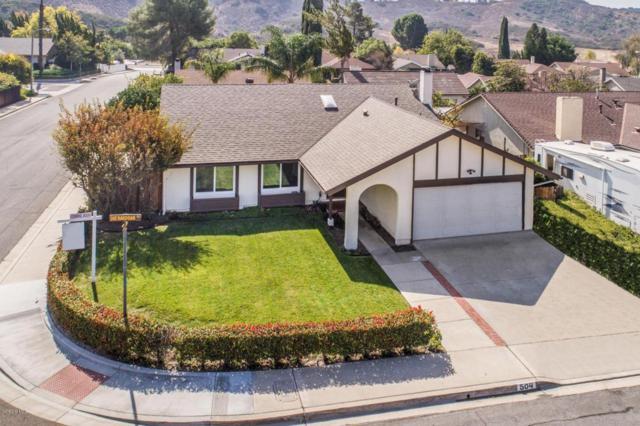 504 Shenandoah Street, Thousand Oaks, CA 91360 (#217012734) :: RE/MAX Gold Coast Realtors