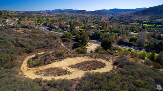 1547 Berryhill Circle, Westlake Village, CA 91362 (#217013004) :: The Parsons Team