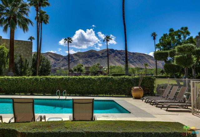 2454 E Palm Canyon Drive 1C, Palm Springs, CA 92264 (#17286624PS) :: Golden Palm Properties