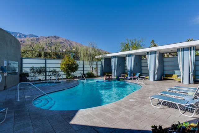 1010 E Palm Canyon Drive #102, Palm Springs, CA 92264 (#17287516PS) :: Golden Palm Properties