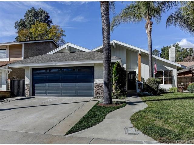 27639 Saffron Lane, Saugus, CA 91350 (#SR17259974) :: The Real Estate Offices of Talbot and Watson
