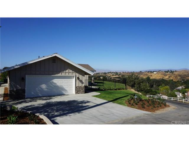 21166 Placerita Canyon Road, Newhall, CA 91321 (#SR17260748) :: Paris and Connor MacIvor