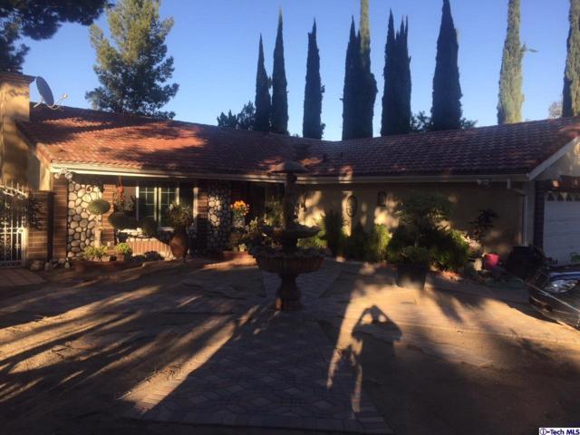12850 Woodley Avenue, Granada Hills, CA 91344 (#317007485) :: The Fineman Suarez Team