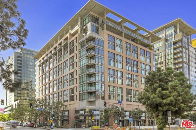1111 S Grand Avenue #707, Los Angeles (City), CA 90015 (#17293576) :: TruLine Realty