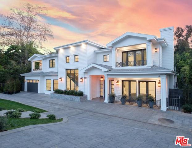 126 N Canyon View Drive, Los Angeles (City), CA 90049 (#17293104) :: The Fineman Suarez Team
