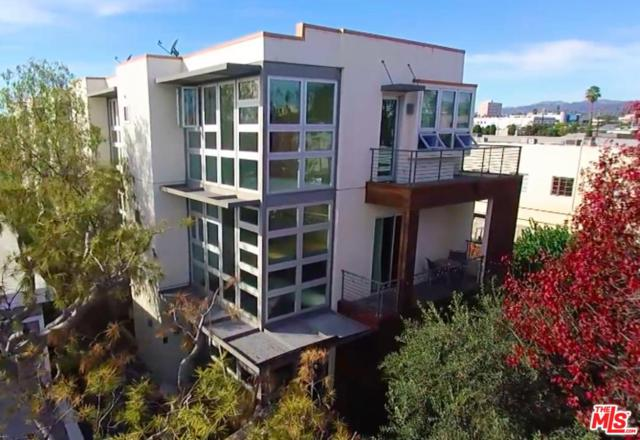 1524 11TH Street B, Santa Monica, CA 90401 (#17295900) :: TruLine Realty