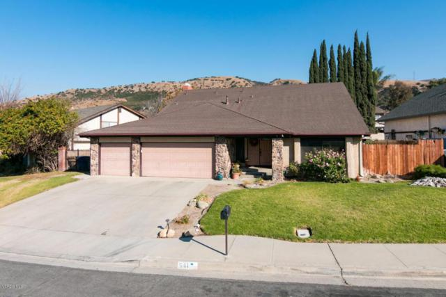 541 Stonehedge Drive, Fillmore, CA 93015 (#217014580) :: California Lifestyles Realty Group