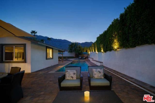 2695 N Junipero Avenue, Palm Springs, CA 92262 (#18300058) :: The Fineman Suarez Team