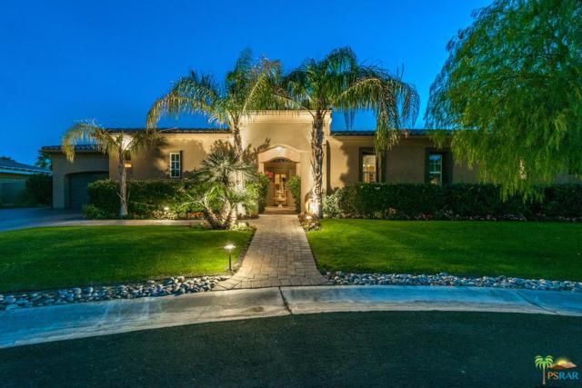 35407 Vista Real, Rancho Mirage, CA 92270 (#17298416PS) :: TruLine Realty