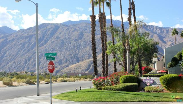 351 N Hermosa Drive 1D1, Palm Springs, CA 92262 (#18299048PS) :: The Real Estate Offices of Talbot and Watson