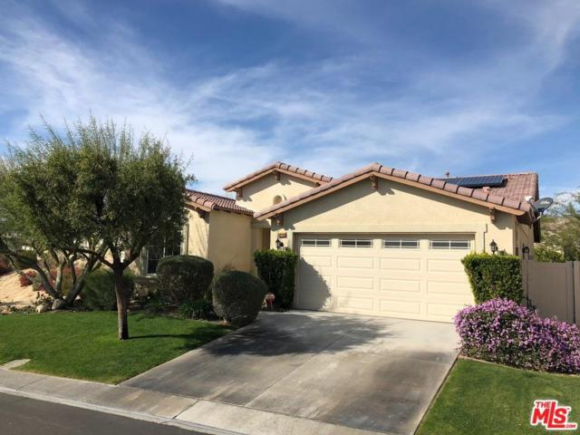 64092 Silver Star Avenue, Desert Hot Springs, CA 92240 (#18301920) :: TruLine Realty