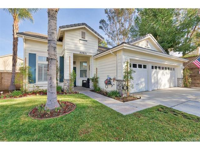 23601 Falcon Crest Place, Valencia, CA 91354 (#SR18008367) :: The Real Estate Offices of Talbot and Watson