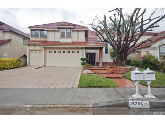 25384 Irving Lane, Stevenson Ranch, CA 91381 (#SR18009069) :: The Real Estate Offices of Talbot and Watson