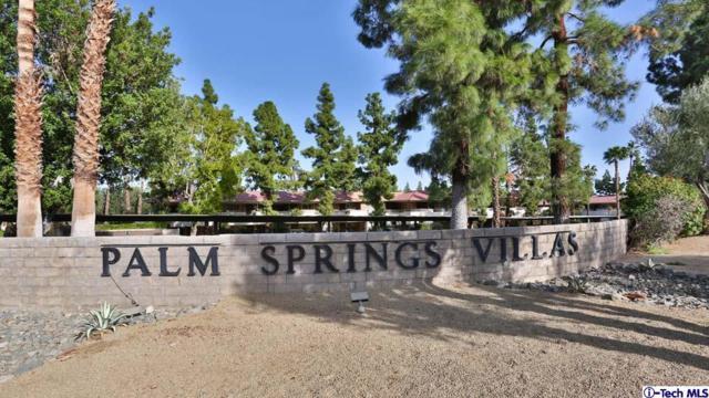 2825 N Los Felices Road #113, Palm Springs, CA 92262 (#318000177) :: Golden Palm Properties