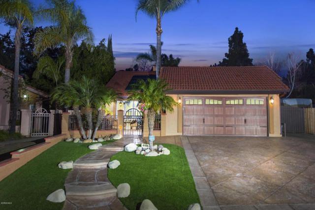 6105 Palomar Circle, Camarillo, CA 93012 (#218000703) :: California Lifestyles Realty Group