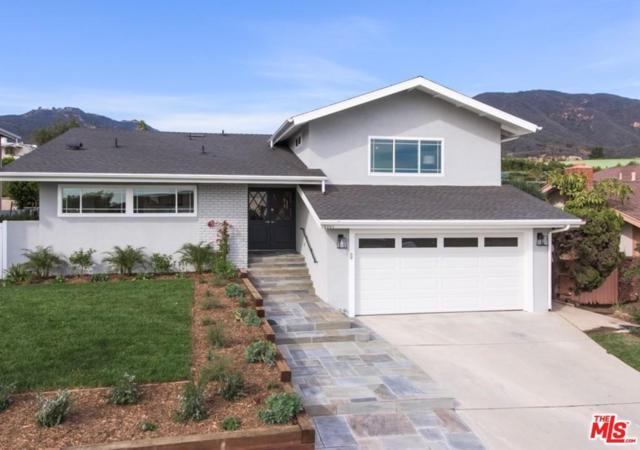 18351 Wakecrest Drive, Malibu, CA 90265 (#18307006) :: The Fineman Suarez Team