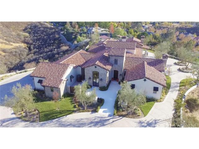 22431 Circle J Ranch Road, Saugus, CA 91350 (#SR18018219) :: Paris and Connor MacIvor