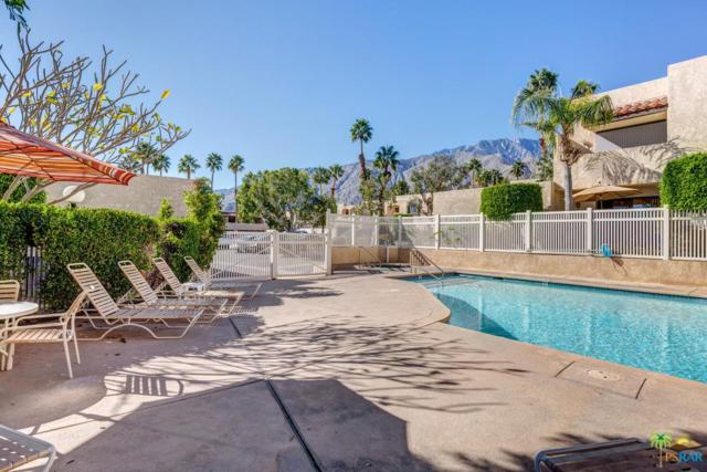 200 E Racquet Club Road #53, Palm Springs, CA 92262 (#18311674PS) :: Golden Palm Properties