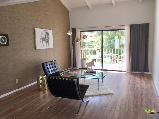 2160 S Palm Canyon Drive #10, Palm Springs, CA 92264 (#18311768PS) :: Paris and Connor MacIvor